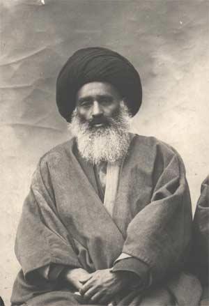 سید عبدالله بهبهانی از رهبران جنبش مشروطیت