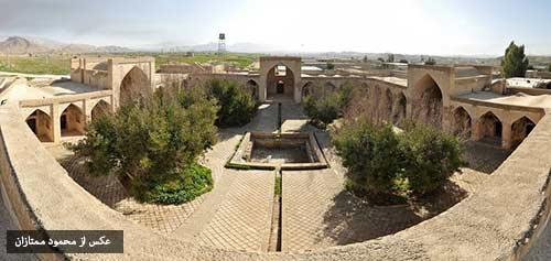 قلعه مدرسه از آثار تاریخی بهبهان
