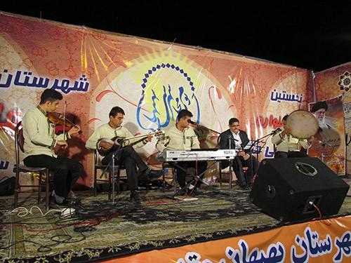 اجرای موسیقی سنتی بهبهان توسط هنرمندان بهبهانی / 23 مهرماه