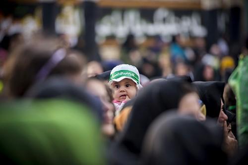 همایش شیرخوارگان حسینی / بهبهان