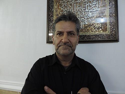 استاد محمود زمانی مداح برجسته بهبهان