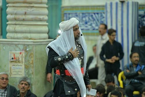 هشتمین همایش تعزیه و آئینهای نمایشی استان در بهبهان