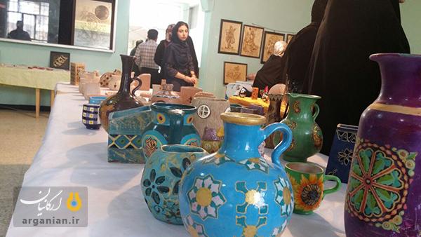 نمایشگاه صنایع دستی بهبهان