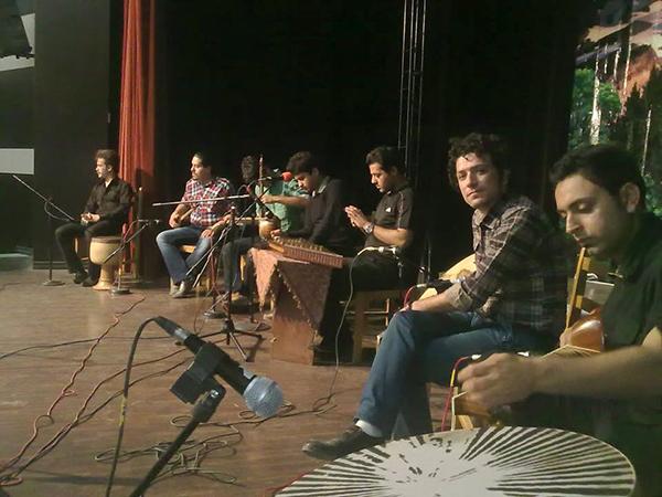 گروه موسیقی آریاگان بهبهان