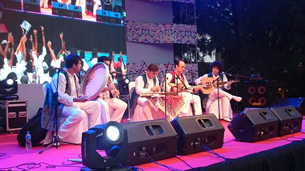 گروه موسیقی چاووش بهبهان