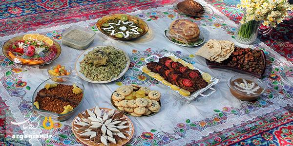 غذاهای سنتی بهبهان