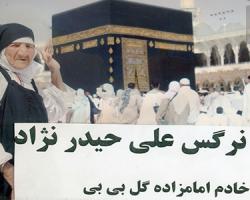 شیرزن بهبهانی حاجیه نرگس خانم علی حیدرنژاد (دی موسی)