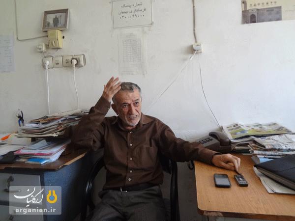 پرویز خلیجی، از پیشکسوتان عرصه خبرنگاری بهبهان