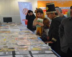 نمایشگاه مطبوعات بهبهان