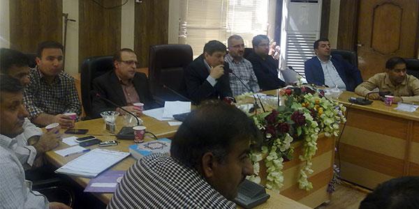 احسان غلامپور، دبیر انجمن صنفی آموزشگاههای آزاد بهبهان