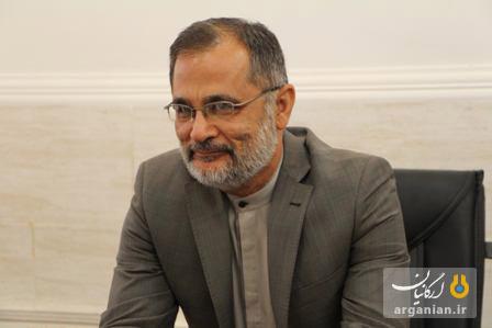 دکتر سیدنژاد، رئیس جدید دانشگاه صنعتی خاتم النبیا(ص) بهبهان